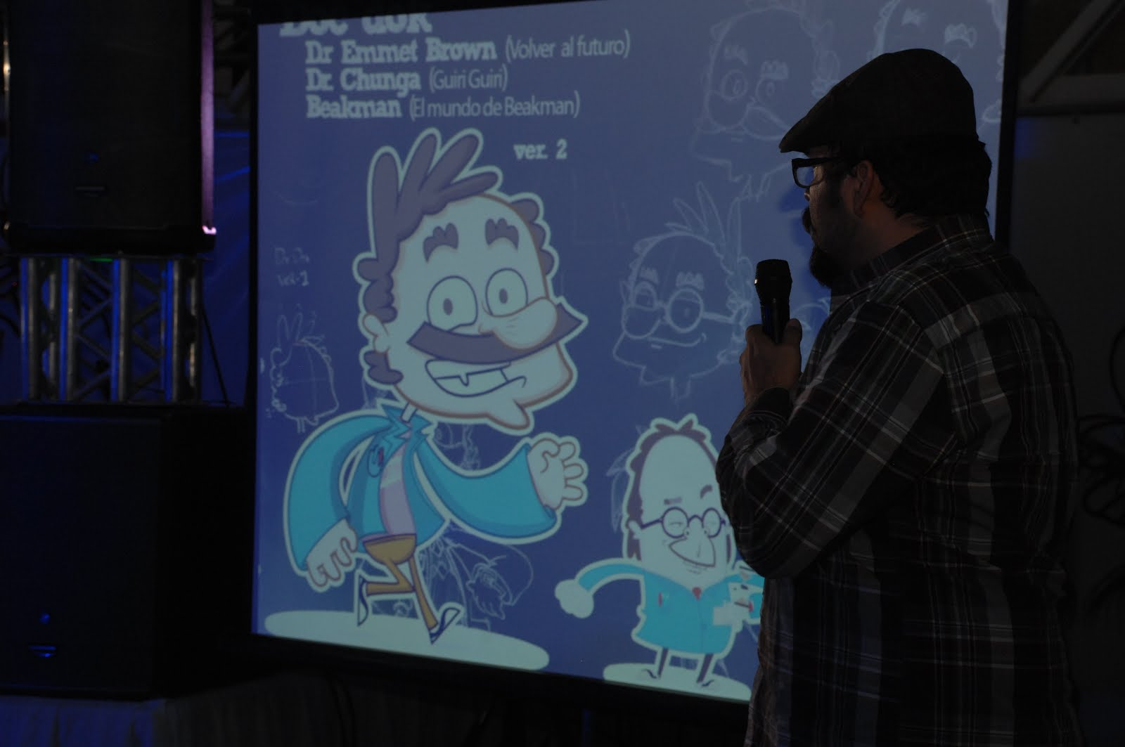 PANEL PITCH CON CARTOON NETWORK